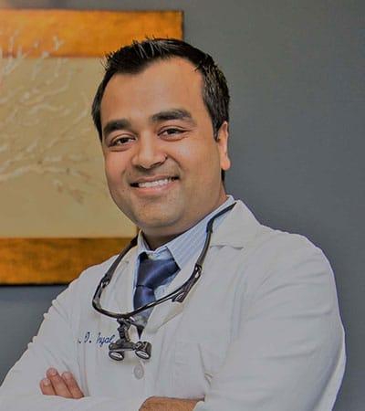 Dr. Dharam Tayal, D.D.S.